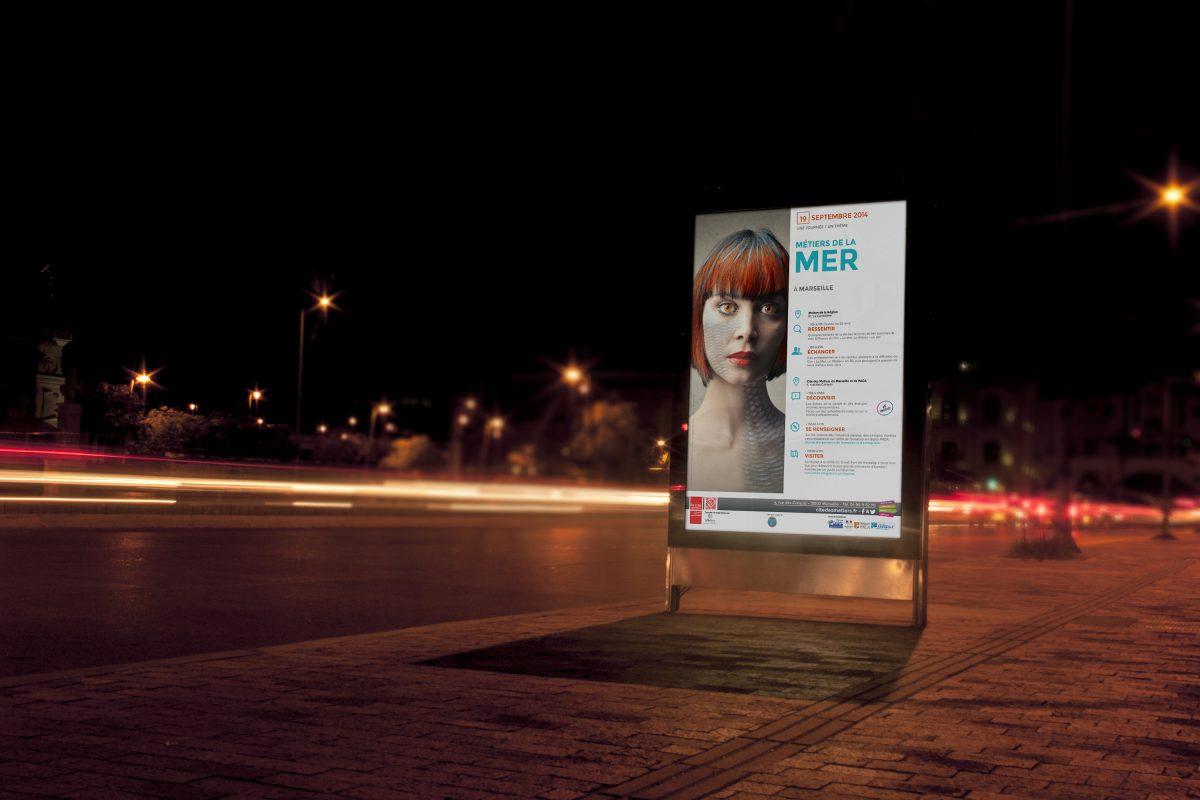 Sarah Bard, Bar.d, Graphiste à Marseille_ Charte Graphique événementielle